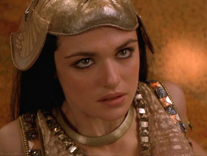 rachel weisz the mummy returns. RACHEL WEISZ – Princess