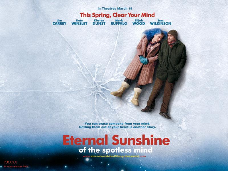 Eternal Sunshine Of The Spotless Mind - A Film To Watch If You Are Heartbroken