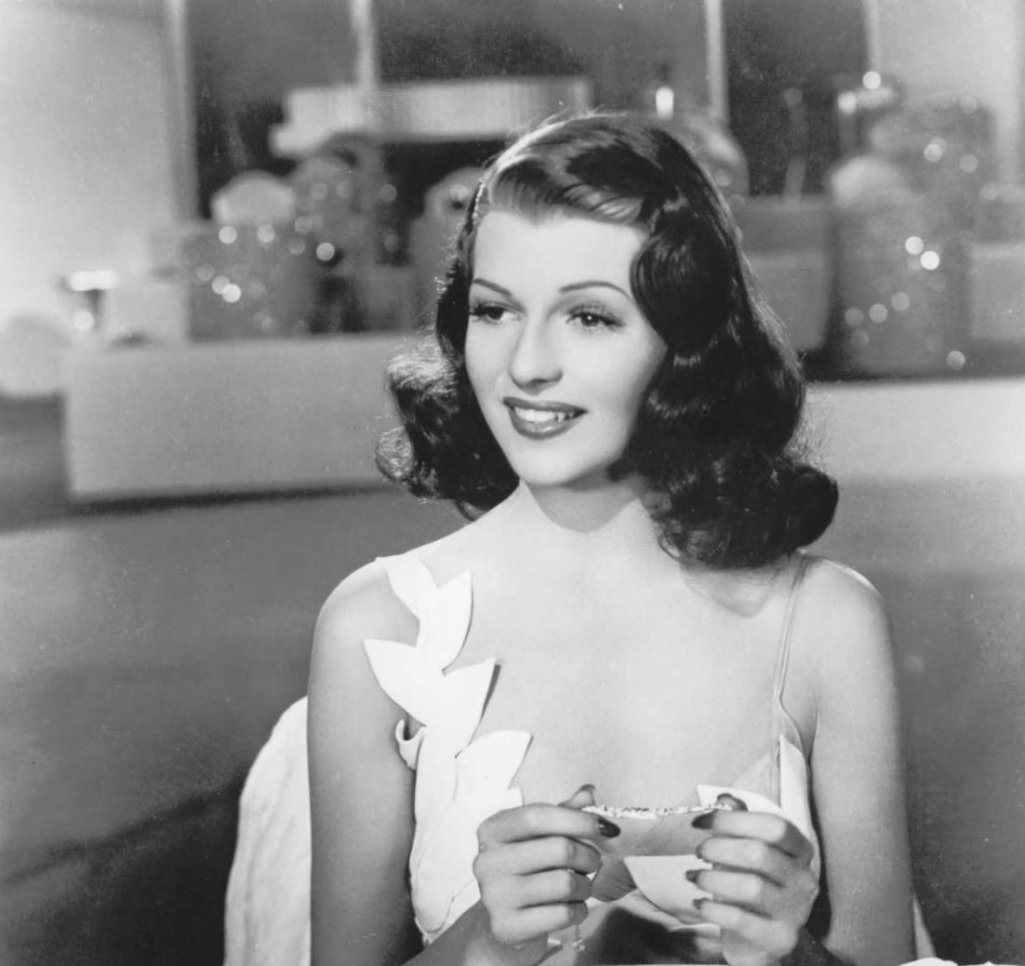 how to style 1940s hair hayworth all that i 6901