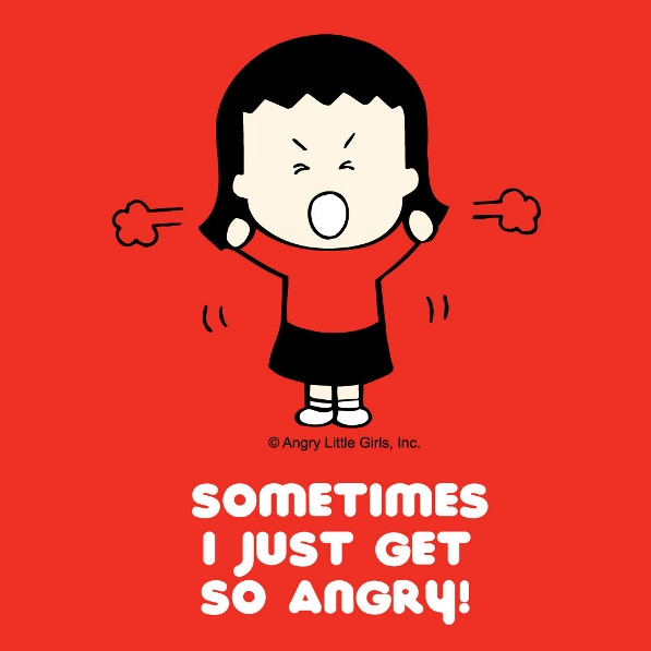 Pics Photos - Angry Girl Cartoon Angry Girl Cartoon Japanese