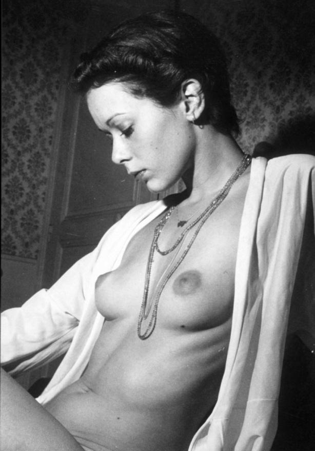 sylvia kristel boobs sexy
