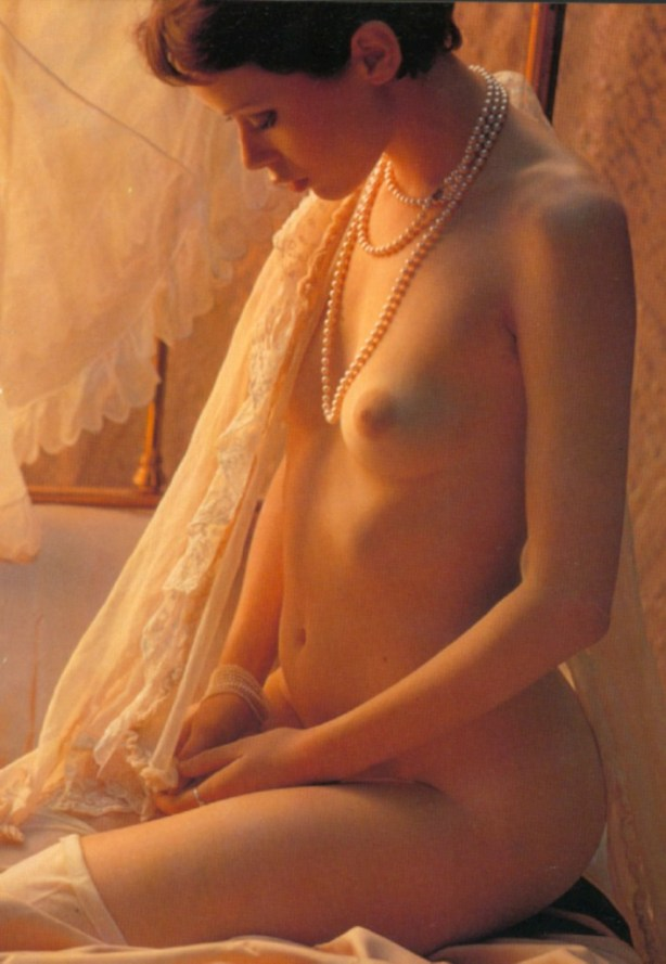 sylvia kristel pray naked