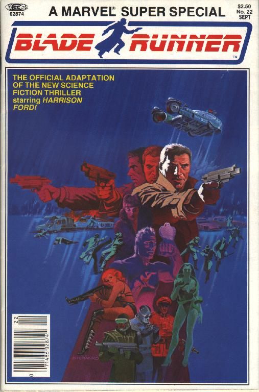 Blade Runner Comic Book Part 1 All That I Love