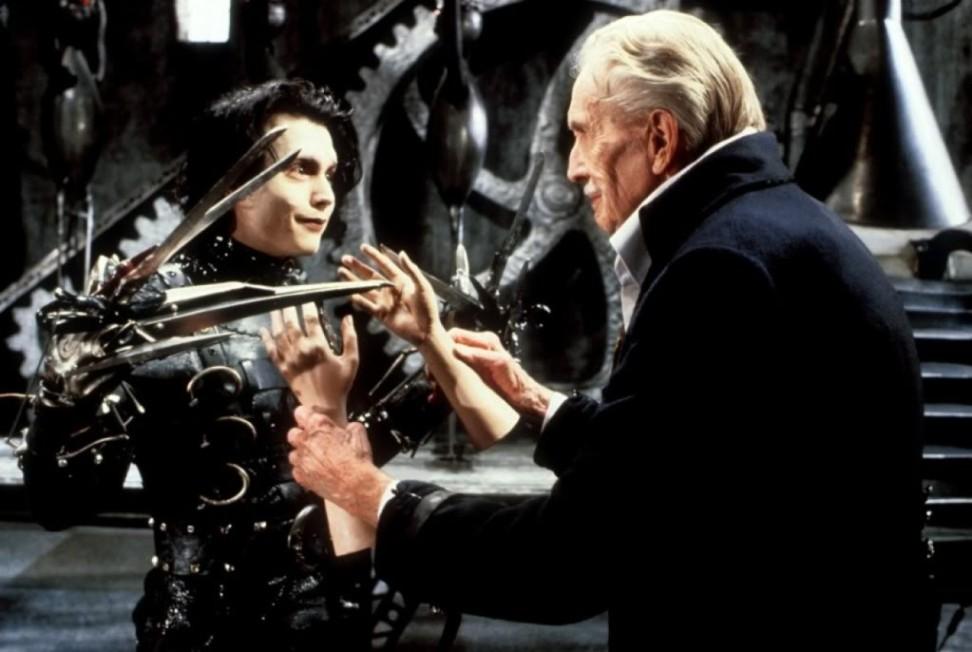 frankenstein vs edward scissorhands Ex machina: themes of resurrection and sentience inspired by mary shelley's  frankenstein (image: film4) edward scissorhands - 1990.