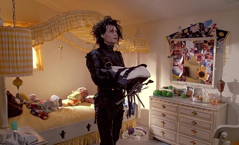 Edward Scissorhands 22th Anniversary All That I Love