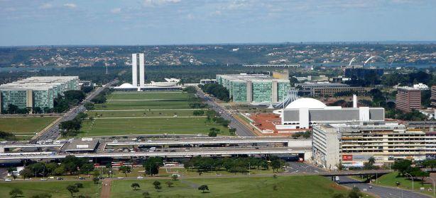 Ministries- Esplanade-Brasilia