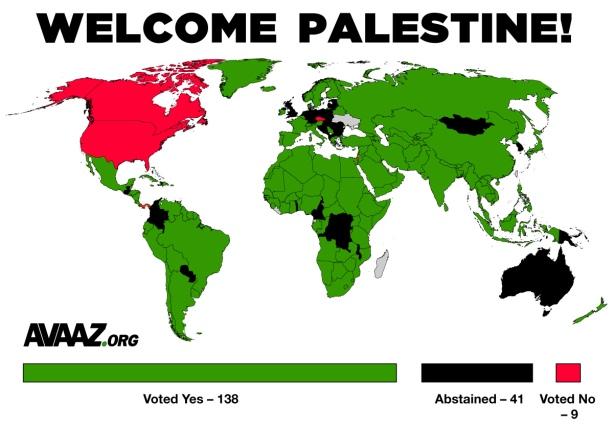 palestinevote