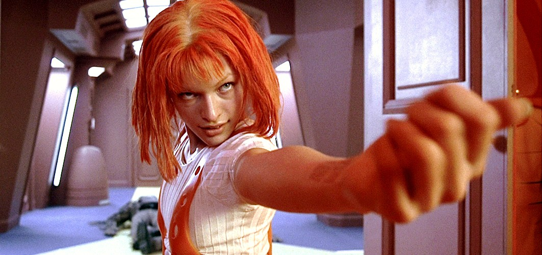 Happy B-Day, Milla! | ... Milla Jovovich Photos From The Fifth Element