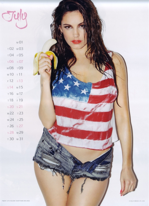 kelly-brook-calendar-2013-july
