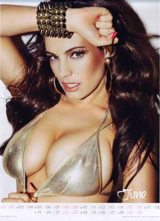 kelly-brook-calendar-2013-june