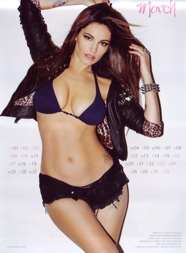 kelly-brook-calendar-2013-march
