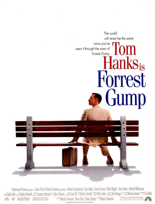 Forrest Gump Poster, 1994