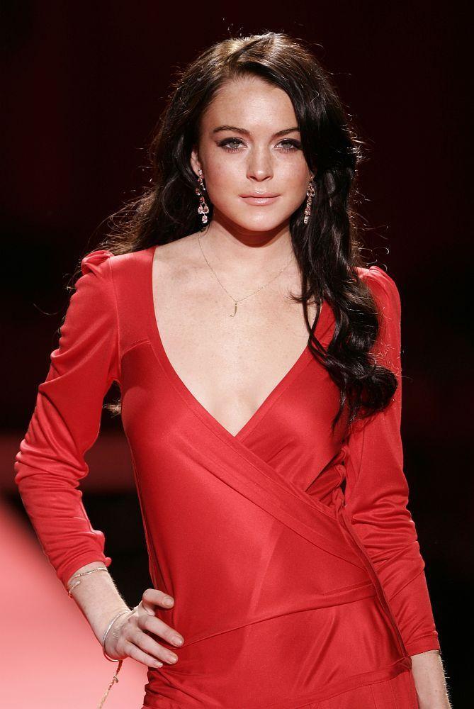 I love bad girls: Lindsay Lohan (+18) | All That I Love