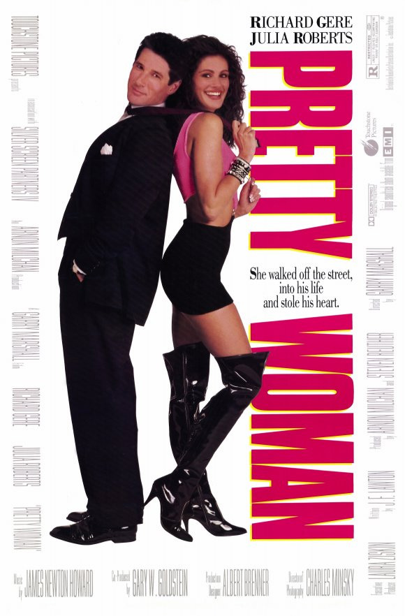 Pretty Woman Poster, 1990