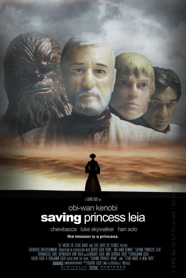 Saving Princess Leia