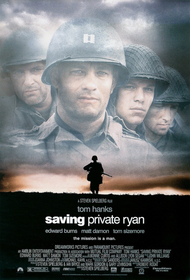 Saving Private Ryan, July 24, 1998