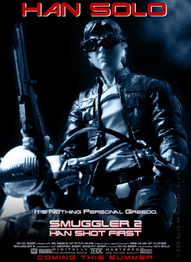 Smuggler 2 Han Shot First