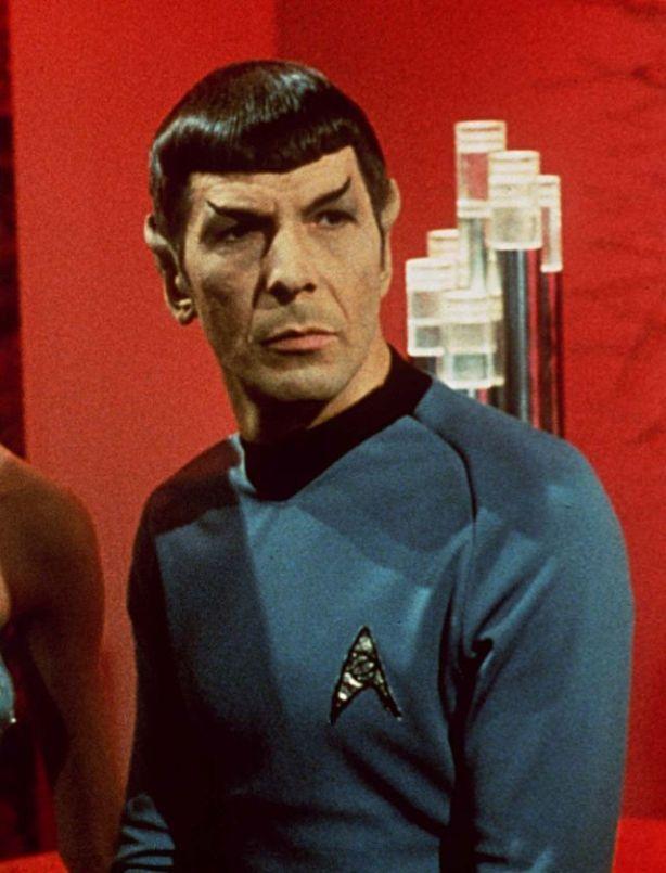 Leonard Nimoy Spock star trek | All...