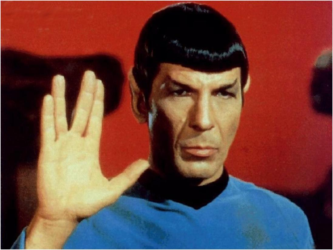 Happy B-Day, Mr. Spock! | All That I Love