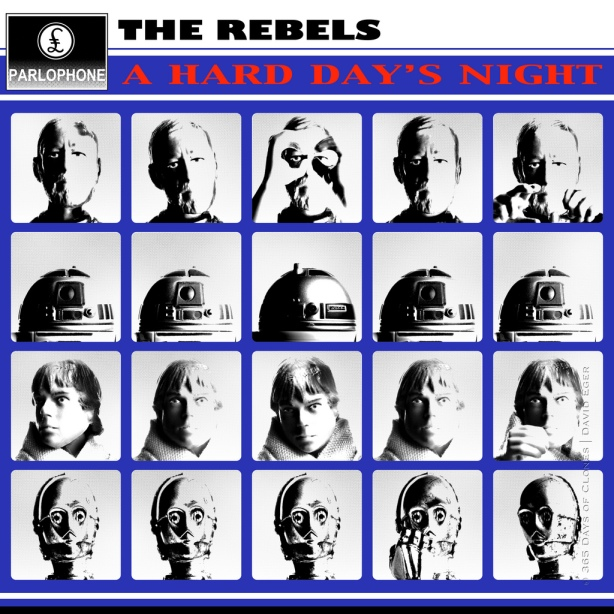 The Rebels A Hard Day's Night