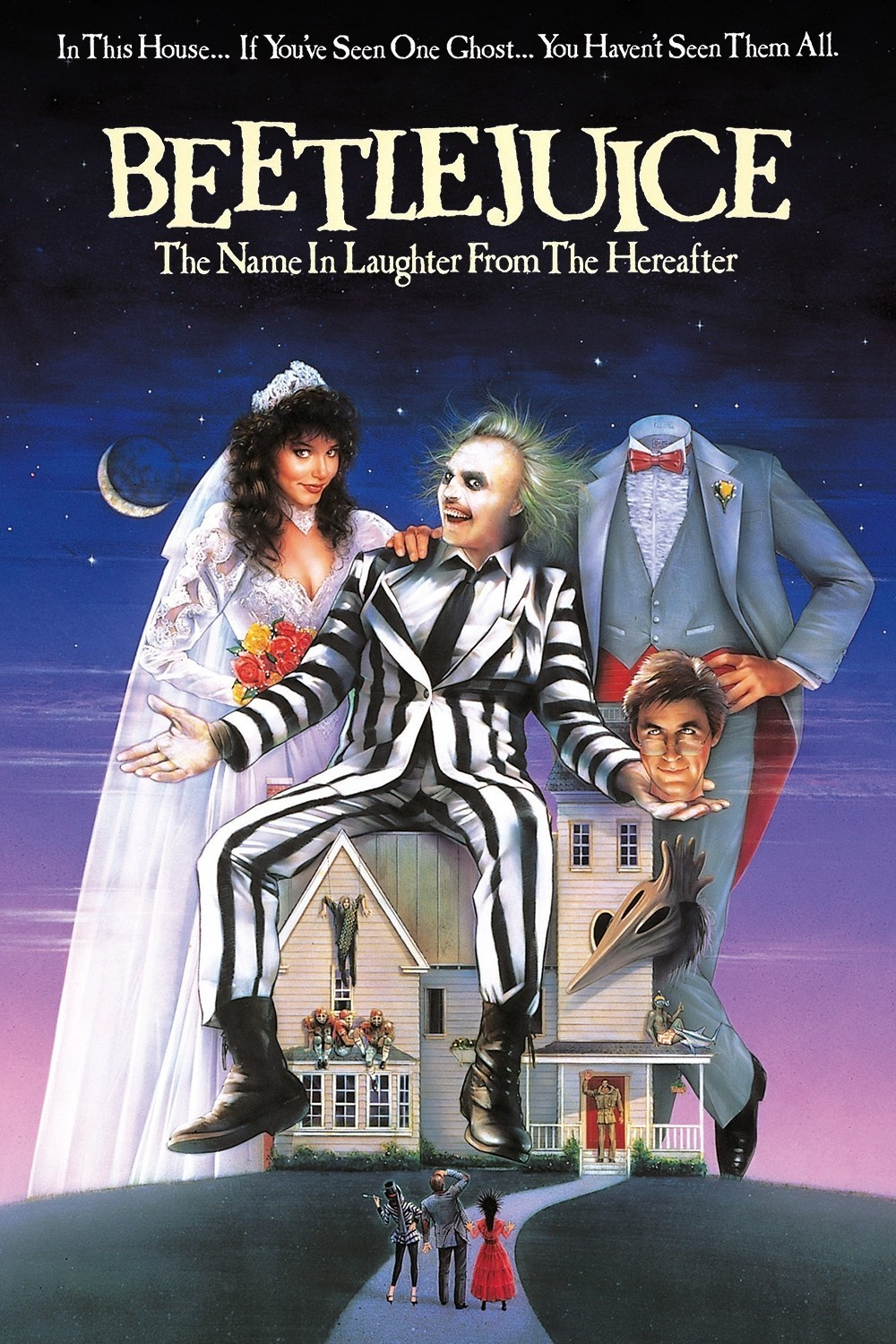 Beetlejuice! Beetlejuice! Beetlejuice! | All That I Love