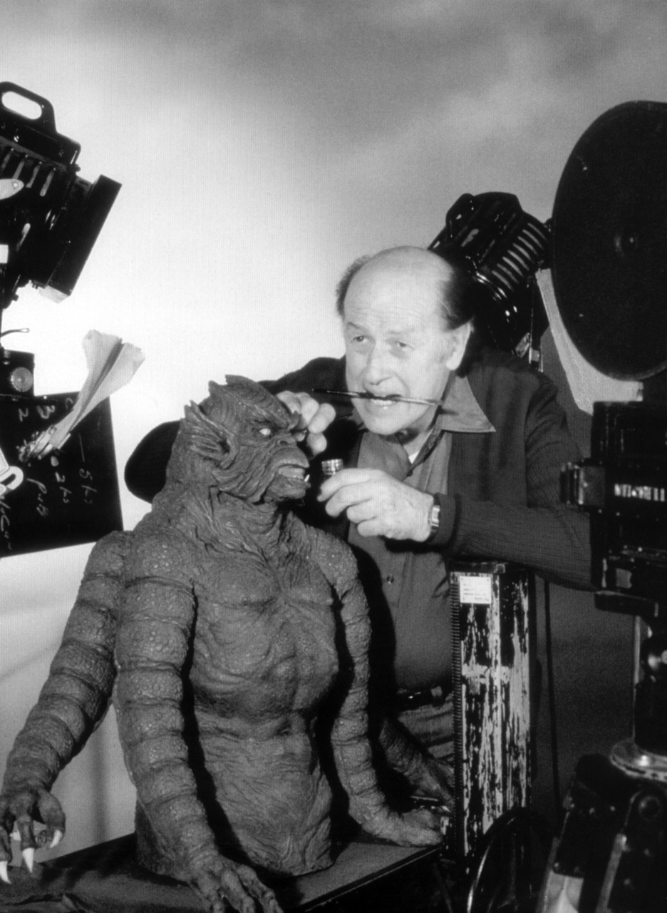 ray harryhausen films