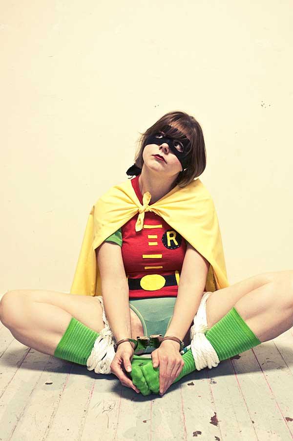 Robin-cosplay