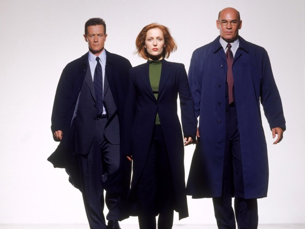 Gillian Anderson, Robert Patrick, Mitch Pileggi Created by Chris Carter