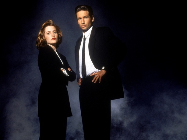 David Duchovny, Gillian Anderson Created by Chris Carter