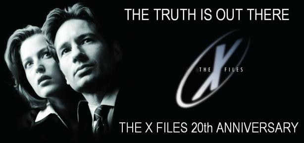 x-files-20th