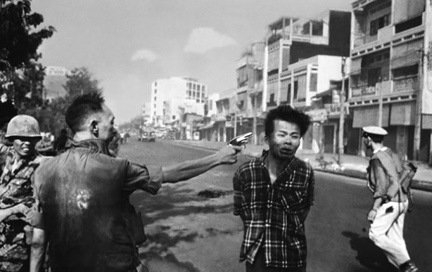 Execution of a Viet Cong Guerrilla (1968)
