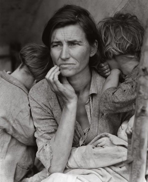 Migrant Mother (1936)