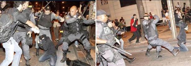 police-beaten-girl