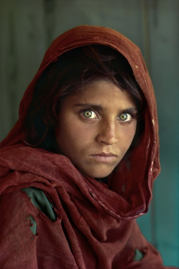 The Afghan Girl (1985)