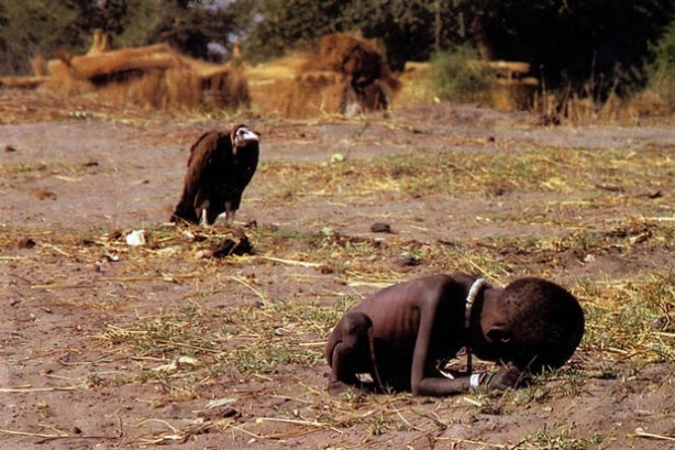 The Famine in Sudão (1993)