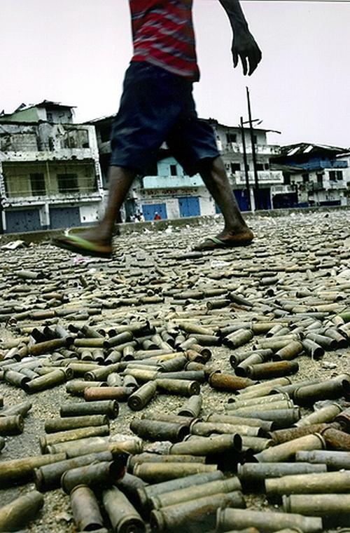 War Underfoot (2004)