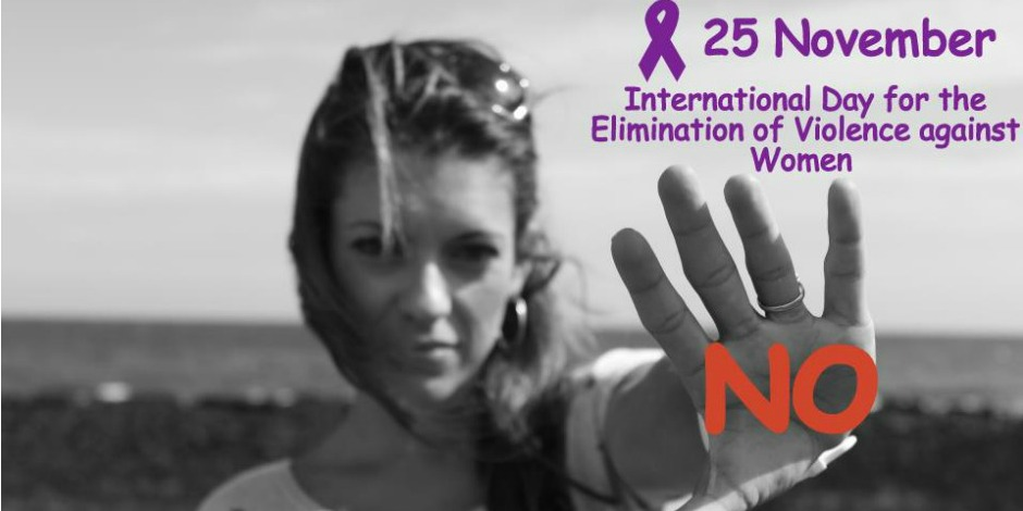 Resultado de imagen de international day for the elimination of violence against women