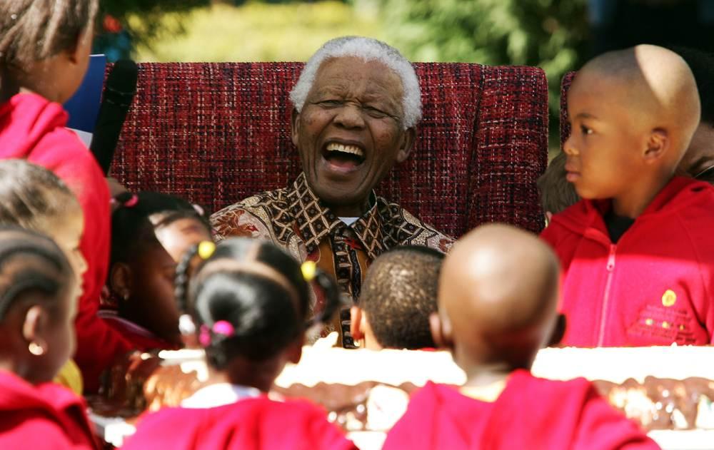 afrikaans essays about nelson mandela
