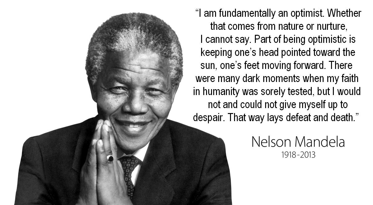 Nelson Mandela Quotes: All That I Love