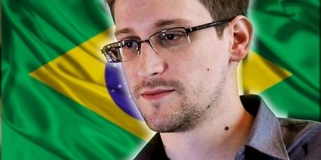 Snowden in Brazil