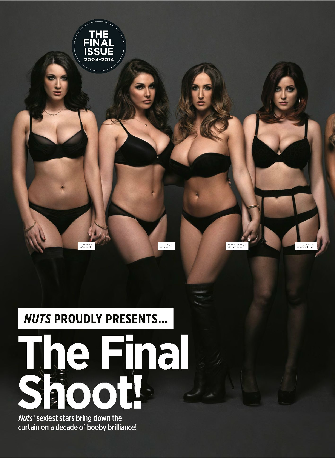 Nuts: The Final Issue (+18) | All That I Love