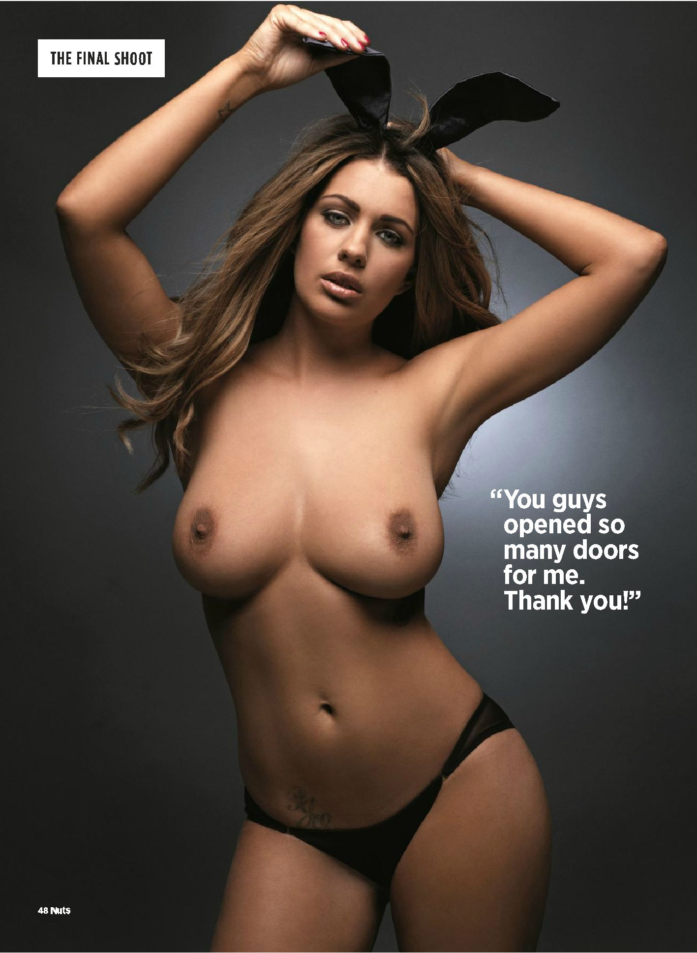 Naked women magazine free have thought