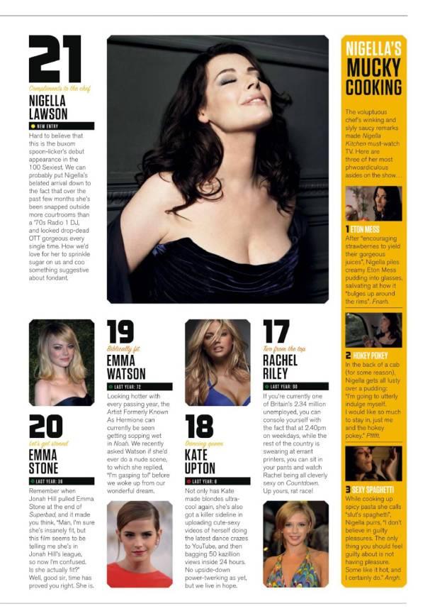 100SexiestWomen2014-32