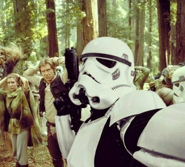 trooper-selfie