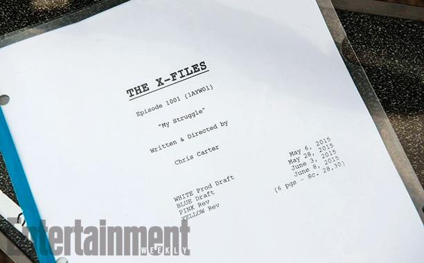 the-x-files-script