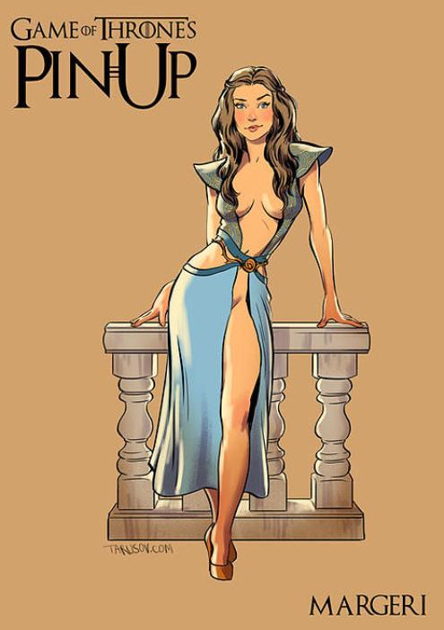 Andrew-Tarusov-Game-of-Thrones-Pin-Ups-Margeri