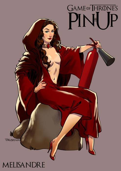 Andrew-Tarusov-Game-of-Thrones-Pin-Ups-Melisandre
