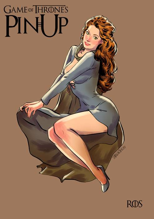 Andrew-Tarusov-Game-of-Thrones-Pin-Ups-Ros
