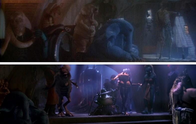 Star Wars All That I Love - Scenes original star wars created cgi