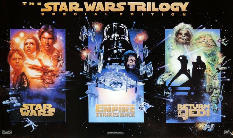 Resultado de imagem para star wars original trilogy